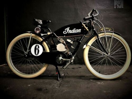 1915 Indian BOARD TRACK RACER BRILLIANT BLACK for sale