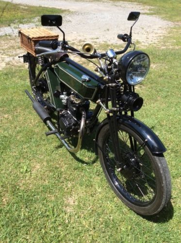1915 Other Makes Sterling Mk.VI Green craigslist