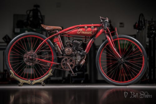 1920 Indian Board track racer Red photo