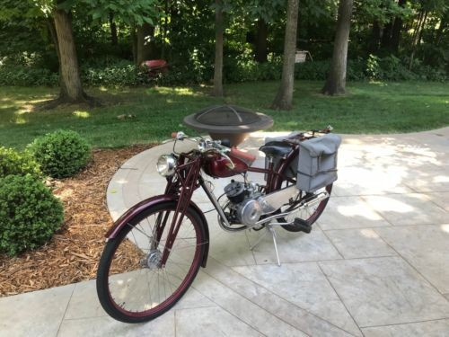1937 Other Makes DKW DIAMANT Red craigslist