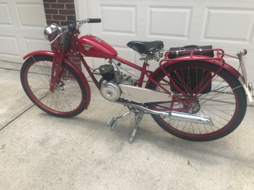 1938 Other Makes DKW DIAMANT 98CC Red for sale craigslist