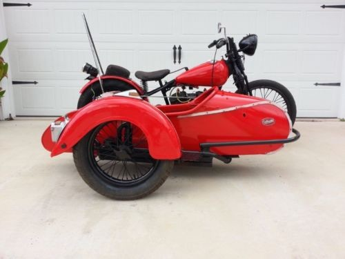 1947 Harley-Davidson Other Red for sale