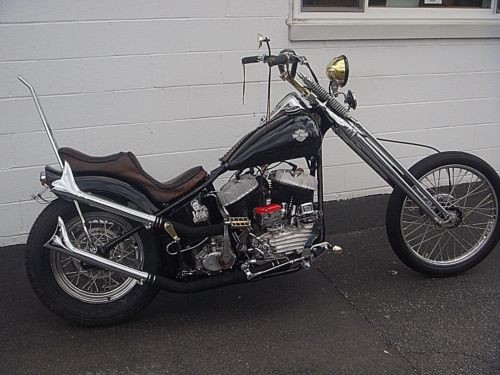 1947 Harley-Davidson UL Black for sale craigslist