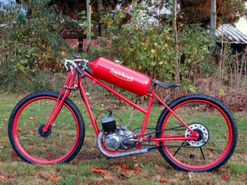 1949 Other Makes Francis-Barnett Red for sale craigslist
