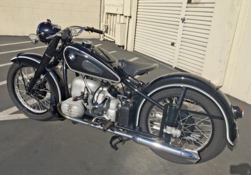 1951 BMW R-Series Black photo