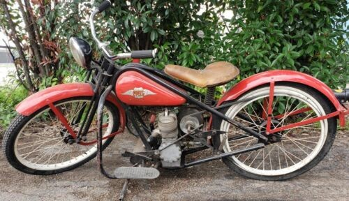 1951 Other Makes Simplex Servi-Cycle Red photo