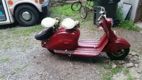 1953 Other Makes Lambretta for sale