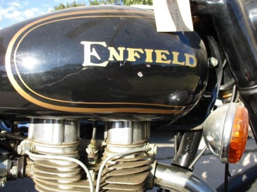 1955 Royal Enfield G5 Deluxe Bullet Black photo