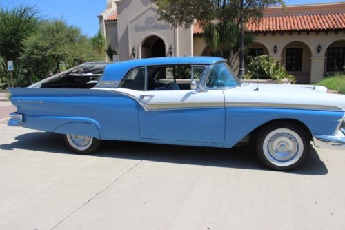 1957 American Classic Motors FORD FAIRLANE Blue for sale craigslist