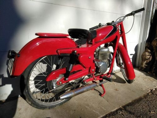 1957 Other Makes Capriolo Red photo