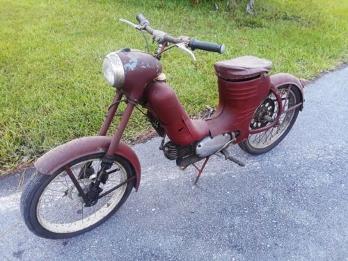 1958 Other Makes Jawa 50/550 Burgundy for sale