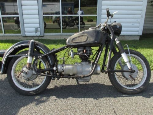 1960 BMW R-Series BLACK photo