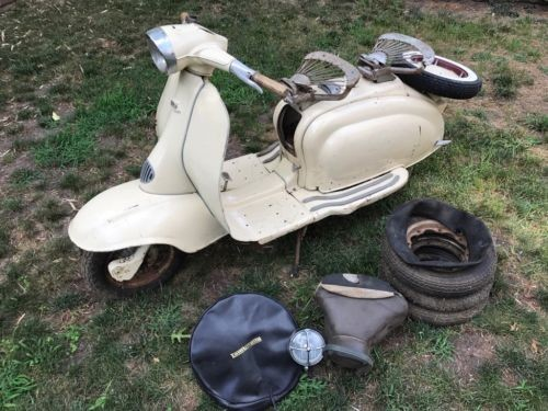 1960 Other Makes Lambretta LI 125  photo