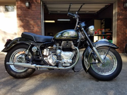 1961 Indian Chief Black photo