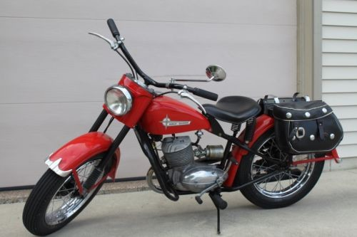 1962 Harley-Davidson Other Red photo