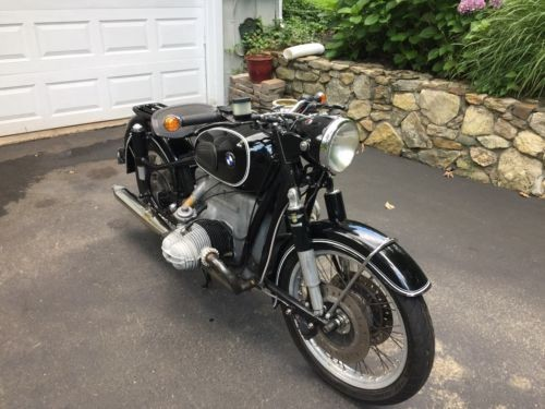 1963 BMW R-Series Black photo