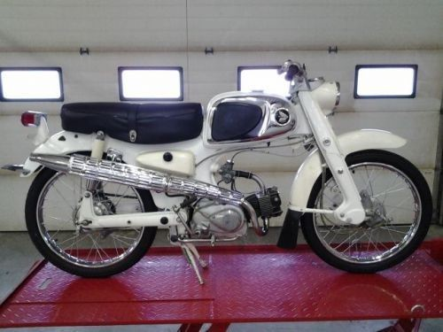 1963 Honda Other White photo