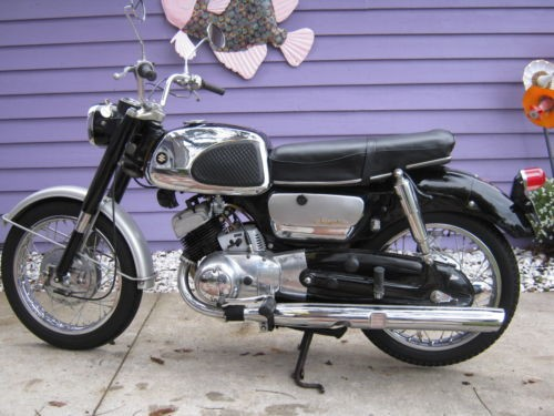 1963 Suzuki Suzuki T10 Black photo