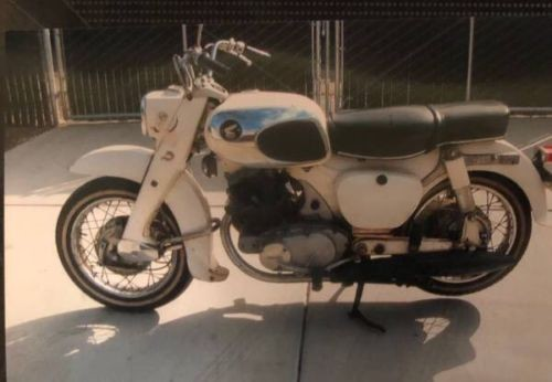 1964 Honda CA White for sale
