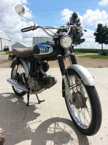 1964 Honda S90 S-90 Super 90 Black for sale craigslist