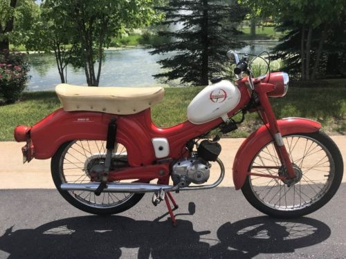 1965 Benelli 250-D for sale