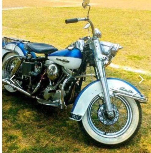 1965 Harley-Davidson Street Blue for sale craigslist