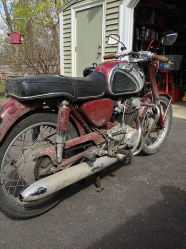 1965 Honda Other Red photo