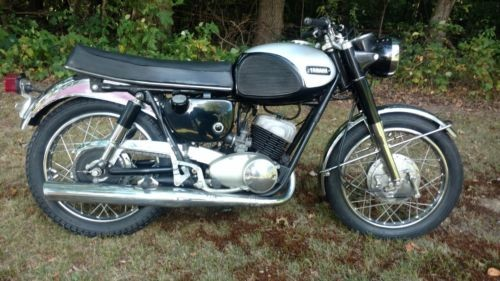 1965 Yamaha YM1 Black/Silver for sale craigslist