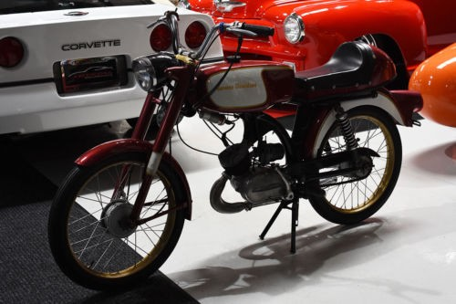 1966 Harley-Davidson 50 CC AERMACCHI SCOOTER MOPED Red craigslist
