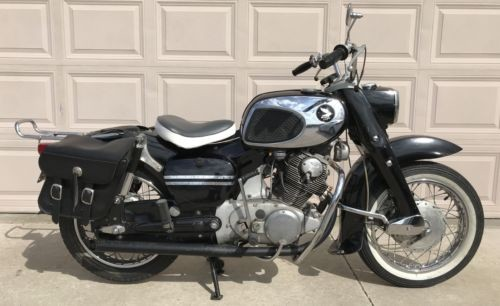1966 Honda CA Black for sale craigslist