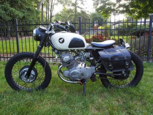 1966 Honda CL for sale