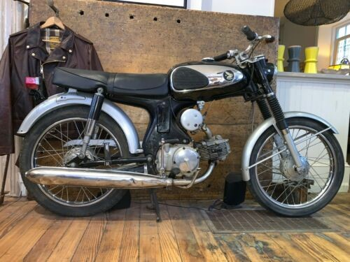1966 Honda S90 Black for sale craigslist