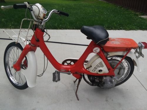 1967 Honda Moped Red for sale craigslist