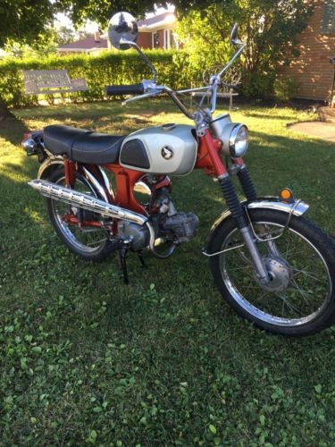 1967 Honda Other Red photo