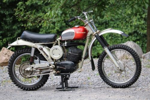 1967 Husqvarna HUSQVARNA 250 MX Red for sale