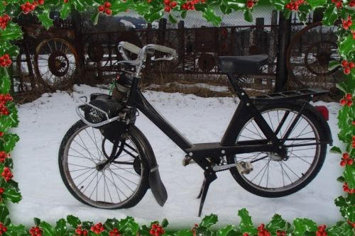 1967 Other Makes Solex 3800 Black photo