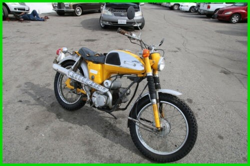 1967 Yamaha Jet Sport Trailmaster YL2C Yamaha photo