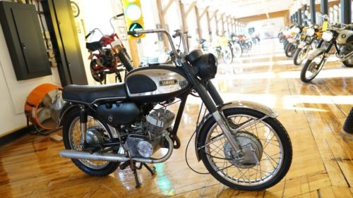 1967 Yamaha YCS-1 Black photo