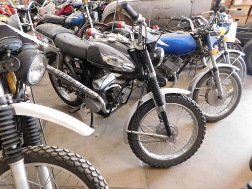 1967 Yamaha YL2C Black for sale