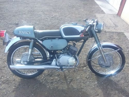 1967 Yamaha ycs1 Green photo