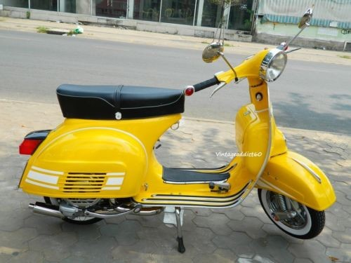 1968 Other Makes VSD Yellow photo