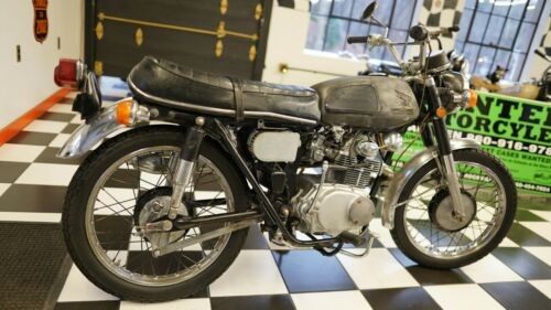1969 Honda CB Black for sale