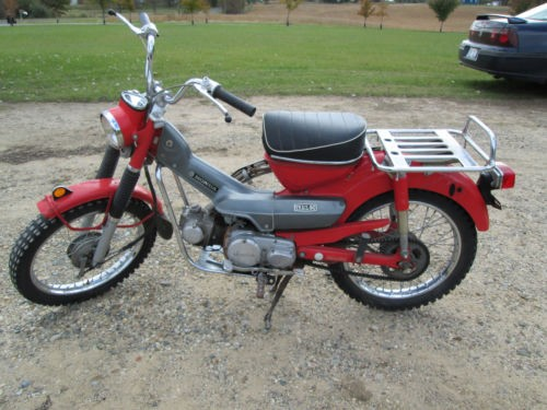 1969 Honda CT Scarlet Red for sale