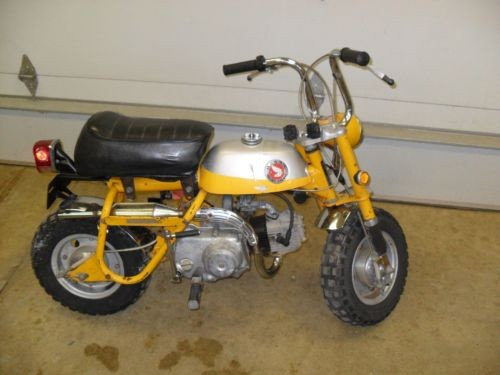 1969 Honda Mini Trail  photo