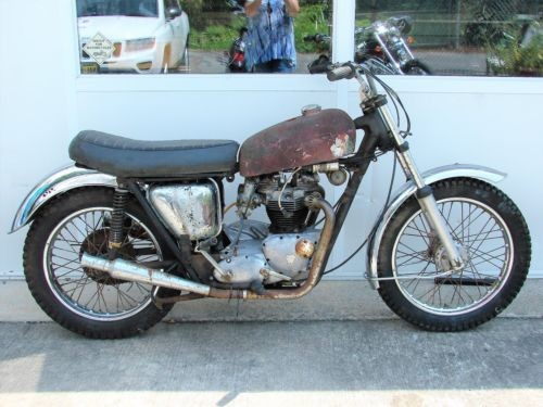 1969 Triumph Other Needs Restoration (Barn Find!) craigslist