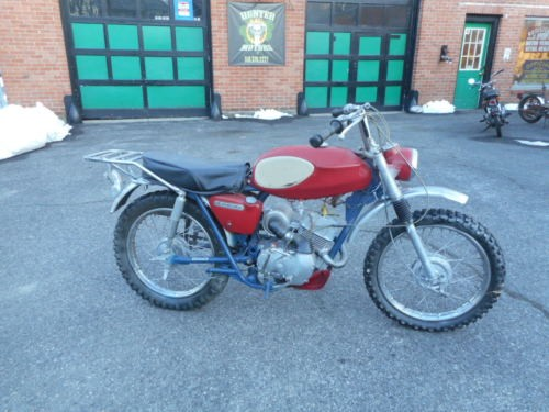 1970 Other Makes 100 TMX Burgundy photo