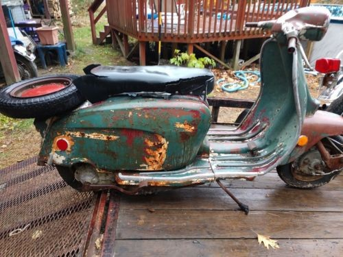 1970 Other Makes Lambretta Serveta 150Li Green craigslist