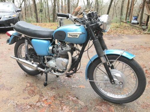1970 Triumph Other Blue photo