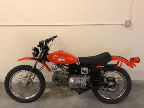 1971 Harley-Davidson SX 350  photo