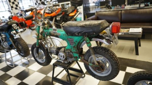1971 Honda CT Green for sale
